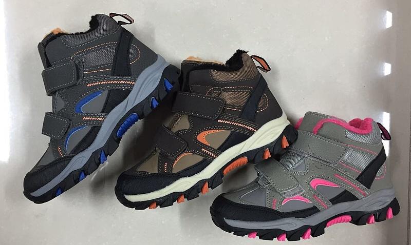 aaae4bde398 Dětská zimní kotníčková obuv (24-29)
