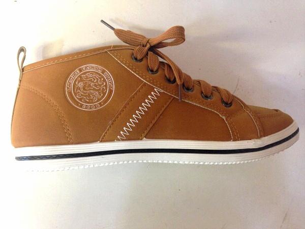 Pánská jarní obuv KOKA (41-46) - hnědá b8620844c6