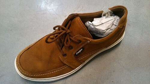 6bb5c07b508 Pánská kožená obuv ROLAN (41-46) sv.hnědá