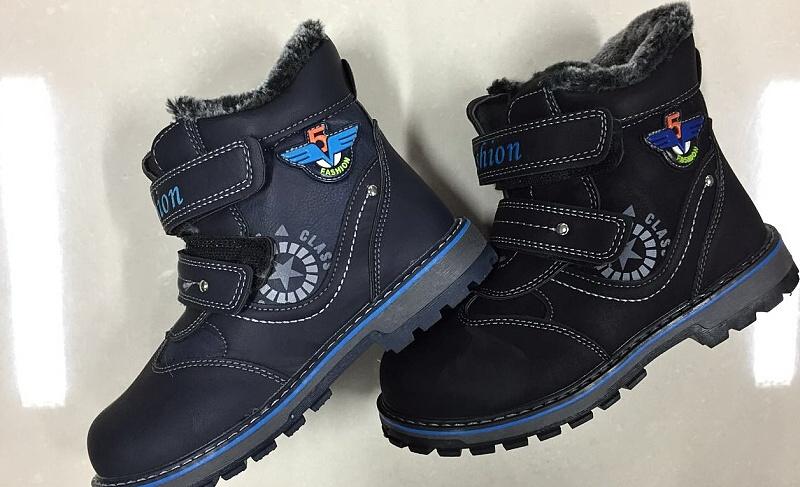 78d99ad4d41 Chlapecká zimní kotníčková obuv (30-35)