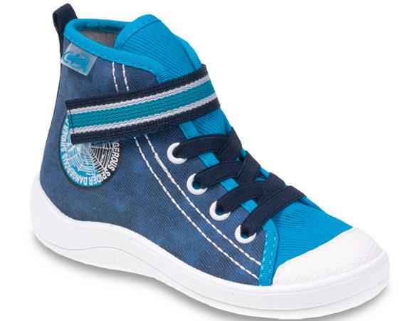 d16d43084da Chlapecká kotníčková plátěná obuv BEFADO (31-36)