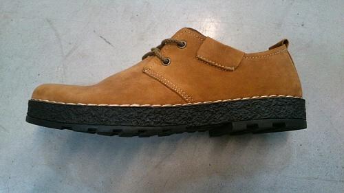 d0ed0838a92 Pánská kožená obuv ROLAN (41-46) sv.hnědá